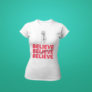 Believe In Yourself (Mujer)