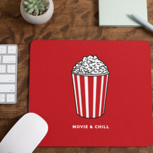 Movie & Chill MOUSE PAD